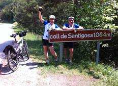 Best of Catalonia Cycling Touring Holiday Tour