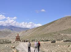 Upper Mustang Trek Tour