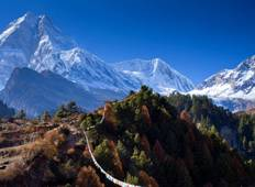 Manaslu Circuit Trek - 17 Days Tour