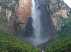 Salto Angel Waterfall Trekking – 06 days – Roraima – Brazil – Venezuela Tour