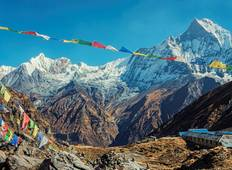 Manaslu Circuit Trek- 19 Days Tour