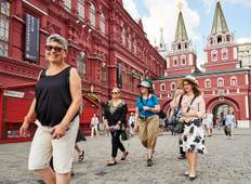 Contemporary, Communist and Royal Russia Tour Tour