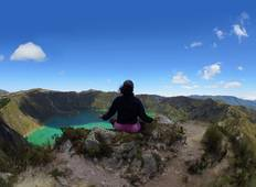 Inhale Ecuador Yoga Tour Tour
