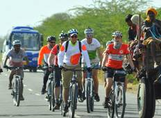 Cycle Kerala Tour