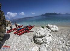 8 Days Sea Kayaking Ionian Sea Tour
