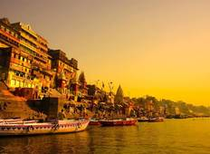 Essence of India with Varanasi, flight included Tour