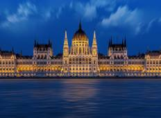 Splendours of Europe 2022 (Start Budapest, Ende Amsterdam) Rundreise