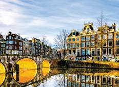 Splendours of Europe 2019 (Start Amsterdam, End Budapest, 15 Days) Tour
