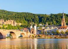 The Majestic Rhine 8 Days (including Rudesheim am Rhein) Tour