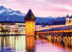 Jewels of the Rhine with Lucerne & Zurich Tour
