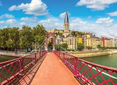 Sensations of Lyon and Provence with Aix-en-Provence 11 Days (from Lyon to Marseille) Tour