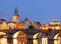Prague & Legends of the Moselle Rhine and Main with Paris Tour