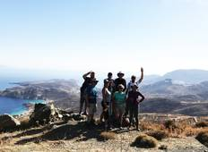 Walking the Western Cyclades Tour