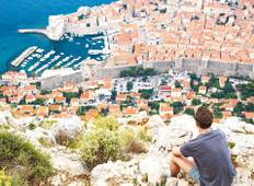 Croatia Island Escape Base (9 Days) Tour