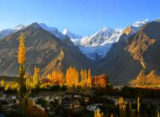Hunza & Phandar Valley Autumn Tour - Pakistan Tour