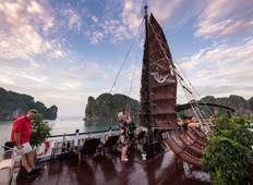 1 Day Trip to Bai Tu Long Bay Tour