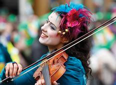 2019 St. Patrick\'s Day in Dublin:  The Wearing of the Green - 6 days/5 nights Tour