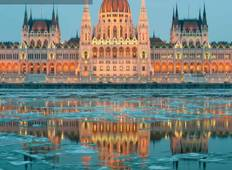 Prague Vienna and Budapest Winter 2018/19 Tour