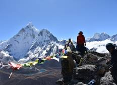 Everest Base Camp Trekking Tour Rundreise