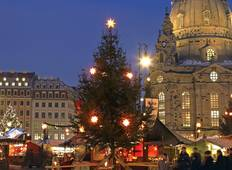 Christmas Markets of Germany (Winter 2018-19, 9 Days) Tour