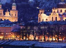 Christmas Markets of Austria and Bavaria (Winter 2018-19, 8 Days) Tour