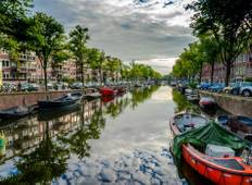 Highlights of Europe - Start Amsterdam, 2020 (14 destinations) Tour
