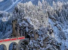 Magical Switzerland (Winter 2018-19, 8 Days) Tour