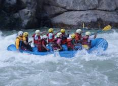 White Water Rafting in Nepal Tour