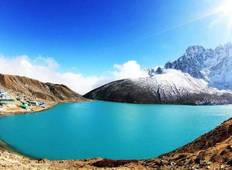 Everest Base Camp Gokyo Lakes Via Cho La Trek Tour