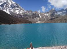 Everest Base Camp via Gokyo Lakes and Cho La Trek Tour