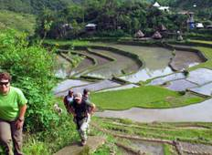 Ifugao Villages Trek Tour