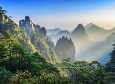 Huangshan Mountain Experience from Shanghai Tour