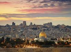 Israel, Jordan and Egypt with Nile Cruise 12 days Tour