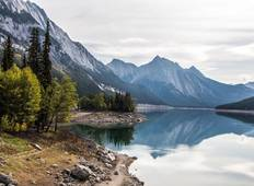 Grand Western Canada Vacation with Alaska Cruise Tour