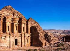 Jordan Nabatean 4 day tour (3 destinations) Tour