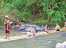Chiang Mai Real Jungle Trek - 3 Days Tour