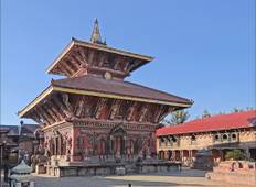 Ancient Temples of Nepal Tour:  Tour