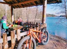 Lithuanian Lake District Fat Biking Tour