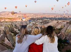 Turkey Cappadocia Adventure Tour