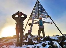 Mount Toubkal Summit - 3 day, 2 night Trek - 2 people minimum Tour