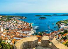 The Islands of Dalmatia Cruise & Zagreb Tour