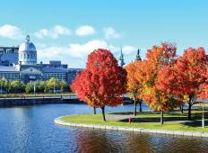 Canada Revealed Alaska and New England Cruise 2019 Tour