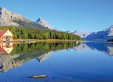 Spectacular Rockies Alaska Inside Passage Cruise and East Coast Discovery Tour