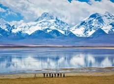 6 Days Lhasa & Namtso Lake Group Tour Tour