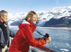 Spectacular Rockies & Alaskan Cruise Tour