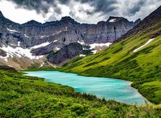 Discover Glacier National Park, Hells Canyon & Washington Wine Country with Alaska Cruise Tour