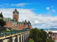 Ontario & French Canada with Stay in Toronto 2019 Tour