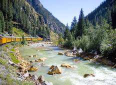 The Colorado Rockies featuring National Parks and Historic Trains (Denver, CO to Colorado Springs, CO) Tour