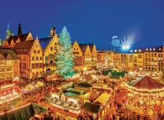 Classic Christmas Markets (Nuremberg to Frankfurt, 2019) (from Nuremberg to Frankfurt-am-Main) Tour