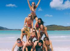 Island Suntanner (ex. Cairns) (from Cairns to Sydney) Tour